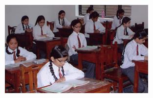 english as medium of instruction school